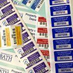 UK asset security labels