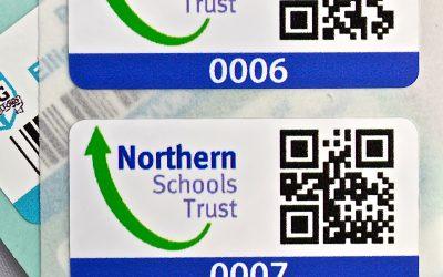 Tracking school equipment