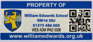 QR code with contact details