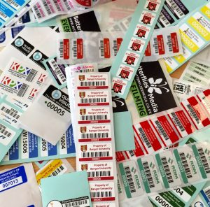 Custom label printing from an established, trusted and successful UK company.