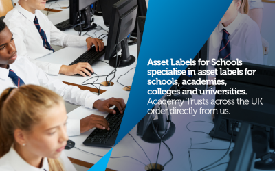 School Asset Labels Online