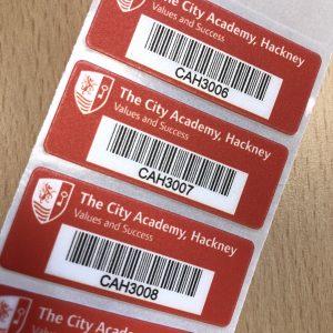 schools security stickers