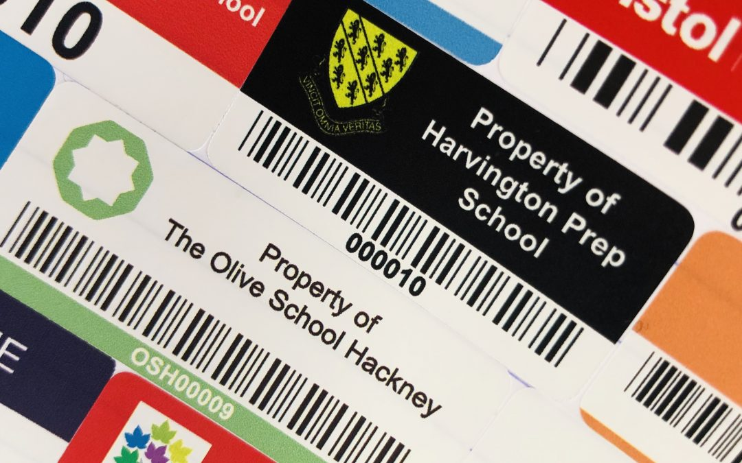 Who sells asset stickers? - Asset Labels for Schools